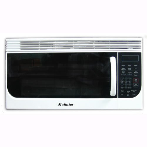 Multistar MH45W1000SH Over the Range Microwave 220-240 Volt/50Hz INTERNATIONAL VOLTAGE & PLUG FOR OVERSEAS USE ONLY WILL NOT WORK IN THE US, OUR ITEM ARE BRAND NEW, WE DO NOT SELL USED OR REFURBISHED
