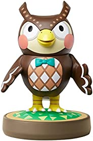 Amiibo Blathers Animal Crossing - Wii Standard Edition