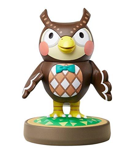 Blathers amiibo (Animal Crossing Series)