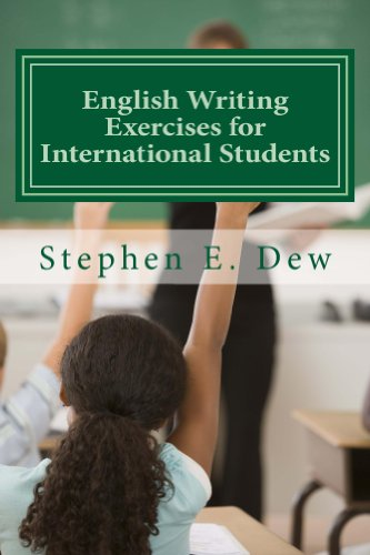 english writing exercises for international students an english english writing exercises for international students an english grammar workbook for esl essay writing