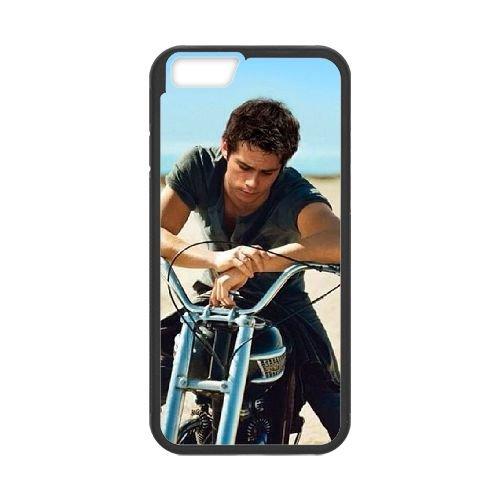 Dylan O'Brien 004 coque iPhone 6 Plus 5.5 Inch Housse téléphone Noir de couverture de cas coque EOKXLLNCD18084