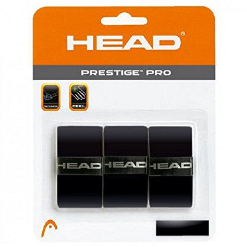HEAD Prestige Pro Tennis Racquet Overgrip - Black