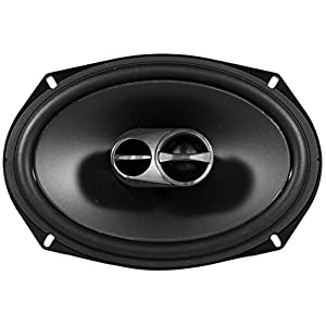 "Package: Pair of Alpine SPS-619 6"" x 9"" 3 Way Coaxial Car Speakers Totalling 520 Watt Peak / 170 Watt RMS + Pair of Alpine SPS-610 6.5"" 2 Way Coaxial Car Speakers Totaling 480 Watt Peak / 160 Watt RMS"