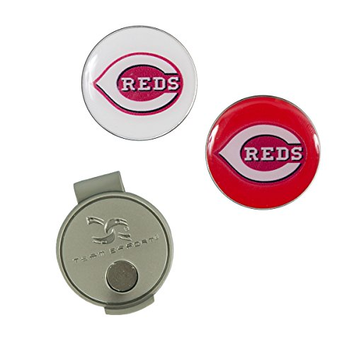 Team Effort MLB Cincinnati Reds Hat Cliphat Clip, NA