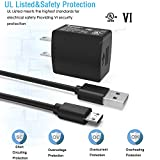 UL Listed AC Charger Cord Fit for JBL Charge