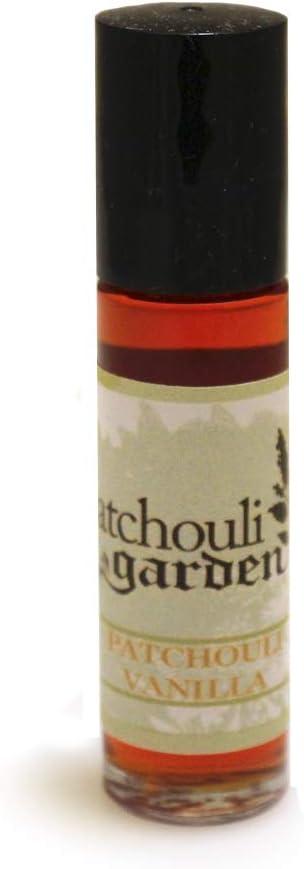 Patchouli Garden - Patchouli Vanilla Perfume Roll-on