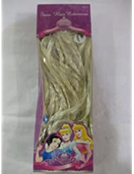 Disney Princess Faux Hair Extension Halloween Costume