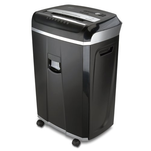 (Aurora JamFree AU2030XA 20-Sheet Crosscut-Cut Paper / CD / Credit Card Shredder/ 60 Minutes Continuous Run Time)