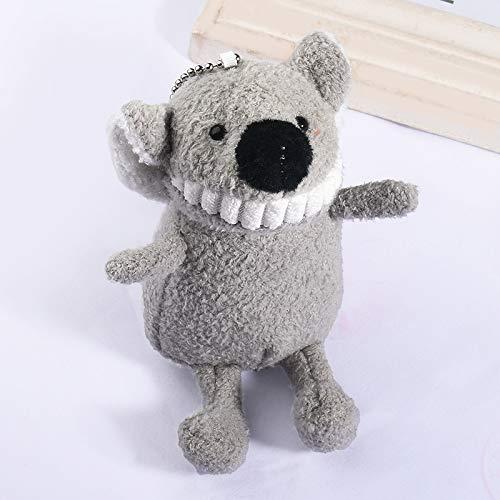hxx Llavero De Coche Koala Gris 14 * 5Cm: Amazon.es: Hogar