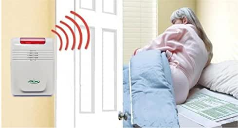 """Smart Caregiver Wireless and Cordless Weight Sensing Bed Pad – 10"""" x 30"""" (Monitor or Alarm Included)."""