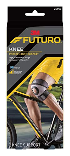Support Futuro Knee Sport - Futuro Sport Moisture Control Knee Support, Moderate Support, Medium