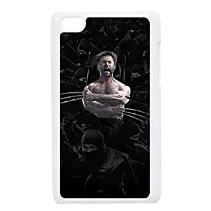 The Wolverine For Ipod Touch 4 Csae protection phone Case FX249218