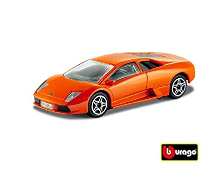 Buy Bburago 1 43 Lamborghini Murcielago Orange Online At Low