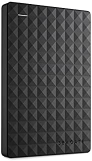 HD Externo Portátil Seagate Expansion 4TB STEA4000400 Preto