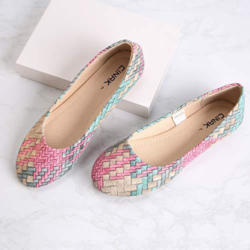 Walking Flats Women s Shoes Black Comfortable Ballet Soles Simple Ballerina  Flats 89272652b6e7