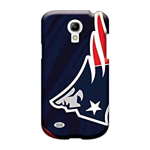 Great Hard Cell-phone Case For Samsung Galaxy S4 Mini With Custom Attractive New England Patriots Skin JamieBratt