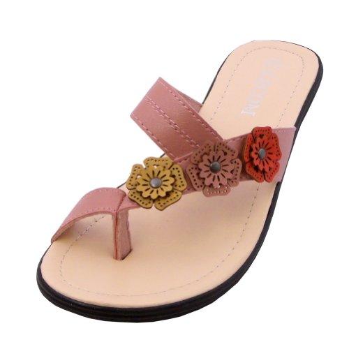 Blancho Womens XF 1329 Sunmmer Flower Fishion Sandal 0flVL