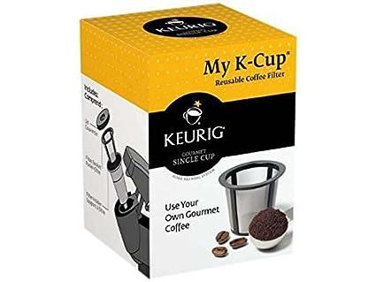 Amazon Keurig 5048 My K Cup Reusable Coffee Filter Old Model