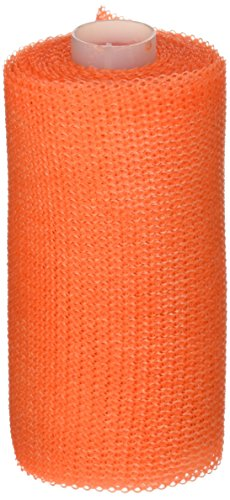 3M Health Care 82004W Plus Casting Tape, 4'' x 4 yd. Size, Bright Orange (Pack of 10) by 3M Health Care