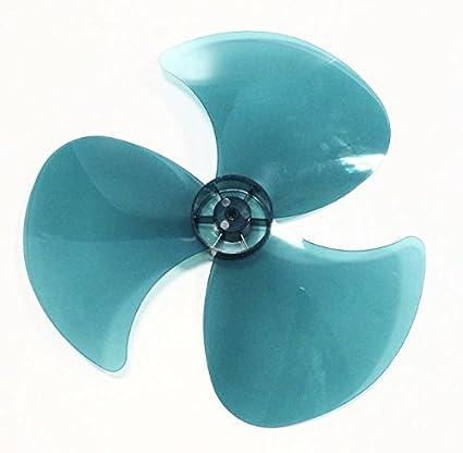 Rowenta - Pala/hélice azul para ventilador Essential VU4110. Recambio original