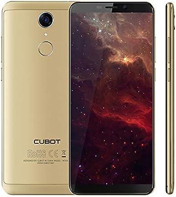 CUBOT Nova 4G Teléfono Móvil Android 8.1 MT6739 Quad-Core 3 GB + 16 GB 13 MP + 8MP Cámara Pantalla HD DE 5.5