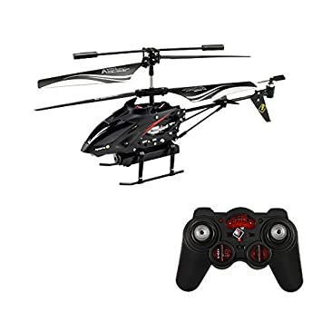 Amazon.com: WLTOYS S977 3.5 Ch Metal Radio Control Gyro Rc ...
