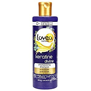 Lovea Nature Keratine Divine Anti Frizz Shampoo 250ml