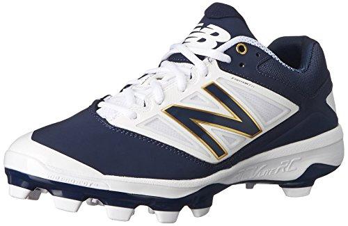 806496bb5c2 Galleon - New Balance Men s PL4040V3 TPU Baseball Shoe