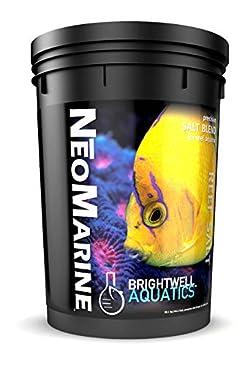 Brightwell Aquatics NeoMarine - Marine Salt Blend for Reef Aquarium