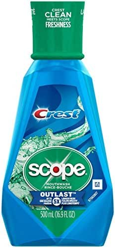 Mouthwash: Scope Outlast
