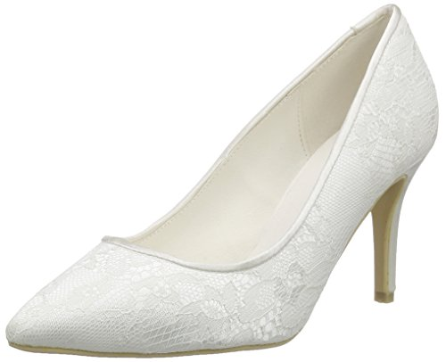 Menbur Wedding Sabrina Ladies Pumps Avorio (avorio)