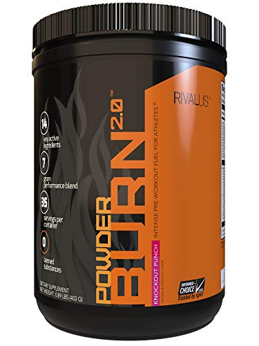Powder Burn 2.0 Punch 35 -