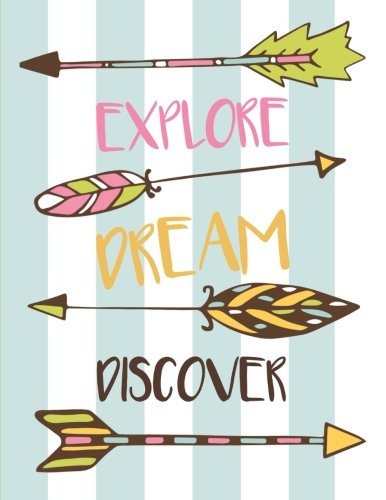 Explore-Dream-Discover-Bohemian-Tribal-Arrows-Notebook-85-x-11