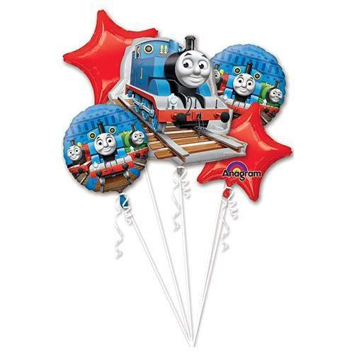 Anagram 24895 Thomas & Friends Balloon Bouquet, Multicolored ()