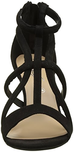 Belita Toe Sandals Women's 001 noir Open Black Factory Divine The qf1Stt