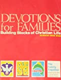 Devotions for Families, Barbara O. Webb, 081700680X