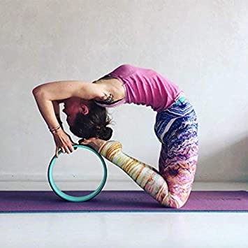 Amazon.com: PrimeSurgicals Yoga Wheel •: Health & Personal Care