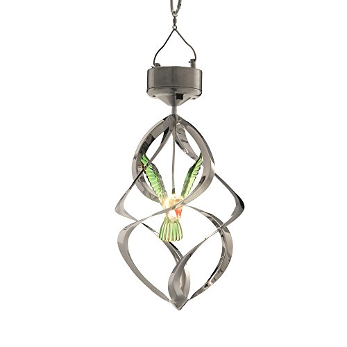 Solar Garden Lights Hummingbird