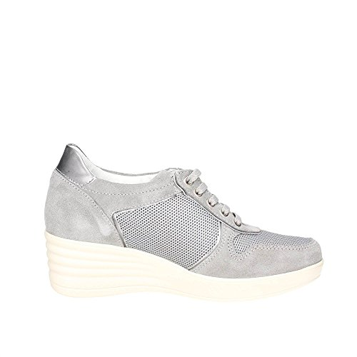Keys 5225 Niedrige Sneakers Damen Grau