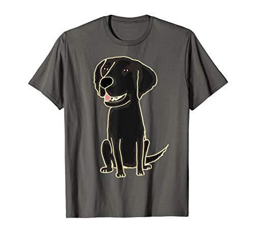 SmileteesPets Funny Flat-coated Retriever Dog ()