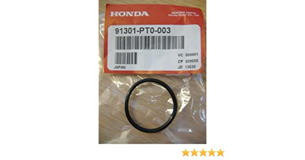 Honda CAM TOWER O-RING #91301-PT0-003