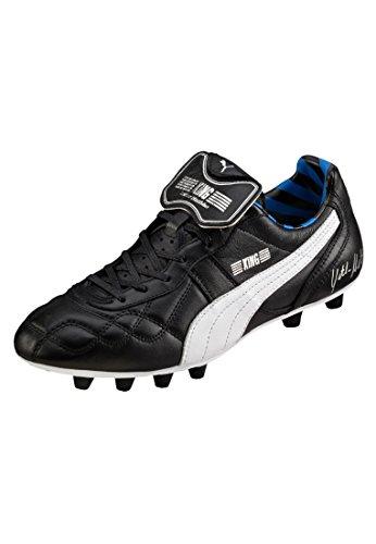 Puma King FG Lothar Matthäus Scarpa da calcio Uomo nero / bianco / blu