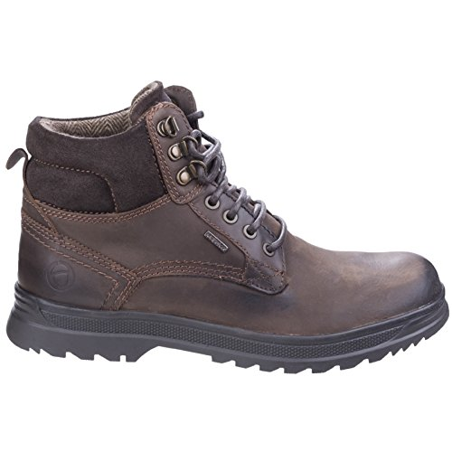 Cotswold Gloucester Mens Rugged Country Boot Brown