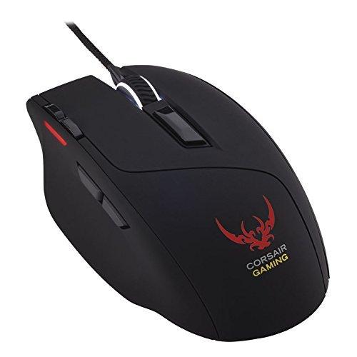 Corsair Gaming SABRE RGB Optical Gaming Mouse CH-9000056-NA (Certified Refurbished)