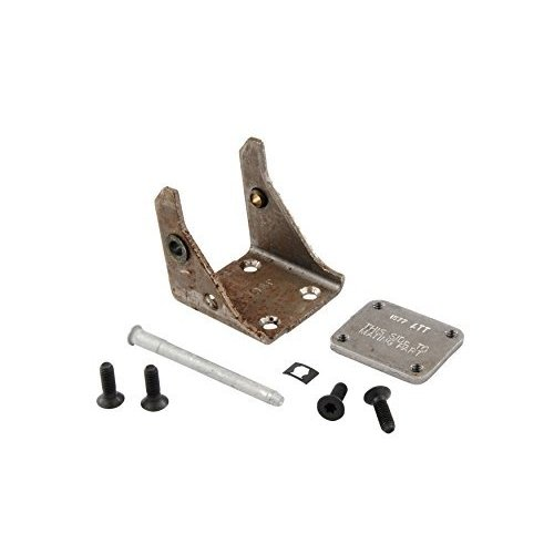 Front Hinge Pin Plate - Genuine GM Parts 15981545 Front Driver Side Door Side Lower Door Hinge Kit with Hinge, Backing Plate, Pin, Retainer, and Bolts