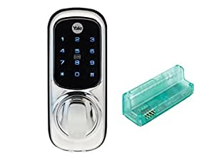 Amazon Com Yale Keyless Smart Lock With Z Wave Module By