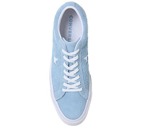Blue Multicolore Enfant Star Lifestyle Converse Sneakers One 447 white Mixte white Ox Basses shoreline HBqpvp8w