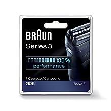 Braun Series 3-32B Replacement part (Black)