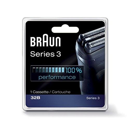 Price comparison product image Braun Series 3 32B Replacement Parts, Foil Head Shaver