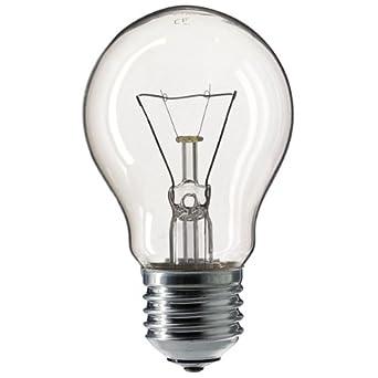 Light Bulb Screw: Classic A 60W 240V Light bulb - Screw Fitting - 10 pack,Lighting